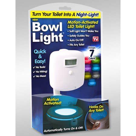 as seen on tv light as seen on tv bowl light walmart com