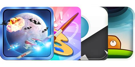 Today S Best Apps Alpha Squadron Doodle Club Divvy And More