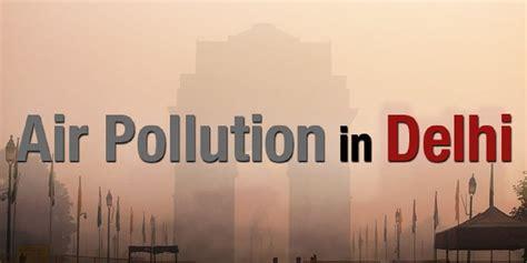 main   air pollution  delhi prana air