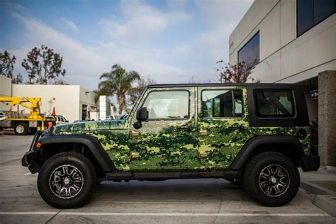 camo jeep grand cherokee digital camouflage jeep full wrap yelp