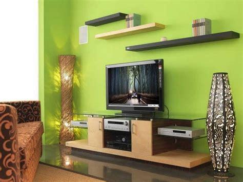 Design Ideas For Living Room Color Palettes Concept ديكورات خلف التلفزيون جدار لونه تفاحي المرسال