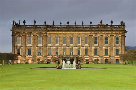 Pride And Prejudice Mansion | 16 gorgeous locations from pride and prejudice you can