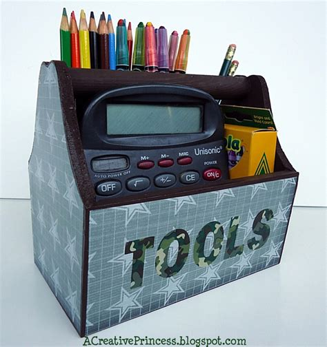 boxes for school diy school supplies using recycled materials 3 boys and