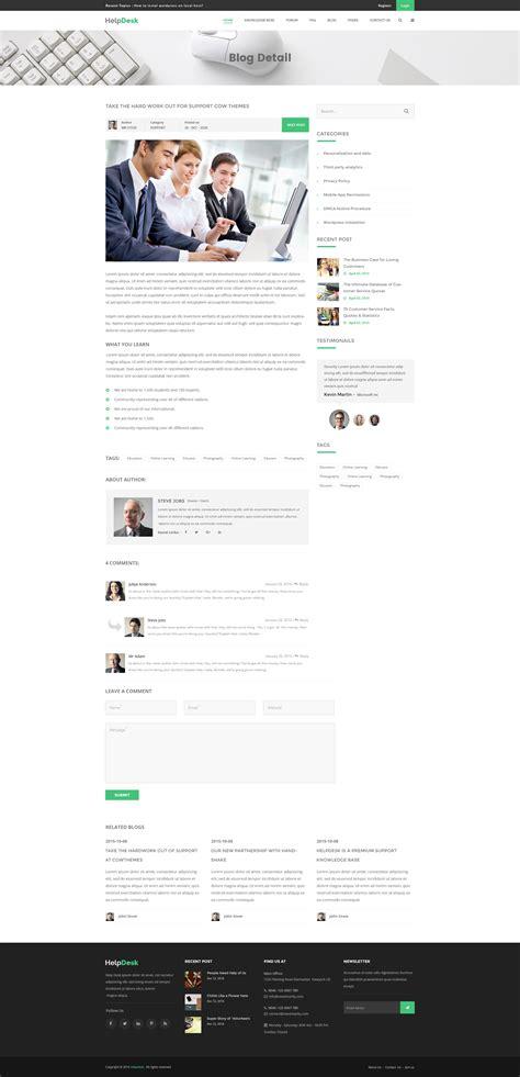 psd layout wikipedia helpdesk knowledge base wiki faq psd template by