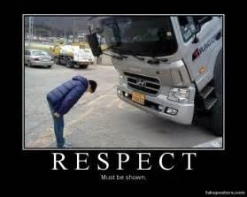 Respect Meme - respect demotivational posters know your meme