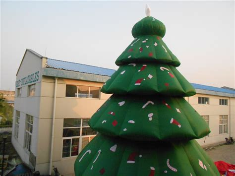 buy uk outdoor inflatable christmas tree cheap china