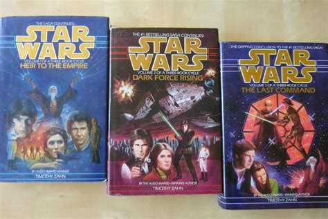 thrawn wars books wars the thrawn trilogy tales of the marvelous