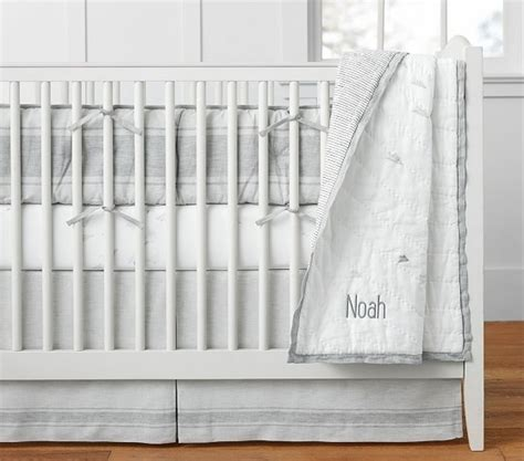 pottery barn baby bedding lhuillier paper planes baby bedding sets pottery