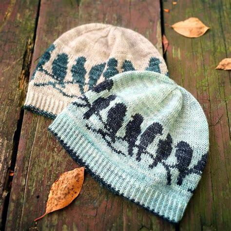 knitting pattern ravelry passerine hat patterns and ravelry on pinterest