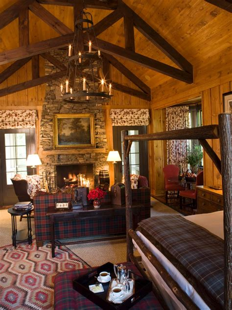 Cottage Lodge by Rustic Retreats Luxurious Style Interior Design Styles