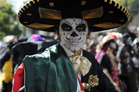 day of the dead est100 一些攝影 some photos day of the dead in mexico city