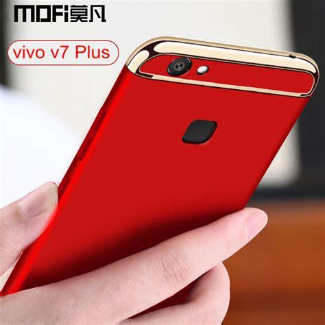 Slim Vivo V7 V7 Plus Hardcase Protection vivo v7 plus cover v7plus cover joint protective capas luxury coque shell original