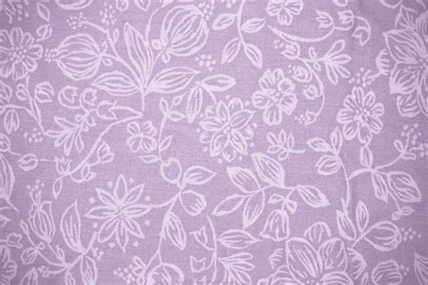 pastel purple pattern dusty purple fabric with floral pattern texture picture
