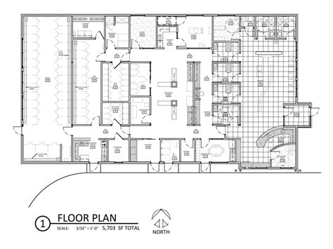 vet clinic floor plans 2014 veterinary economics hospital design s choice award winner appanasha pet clinic