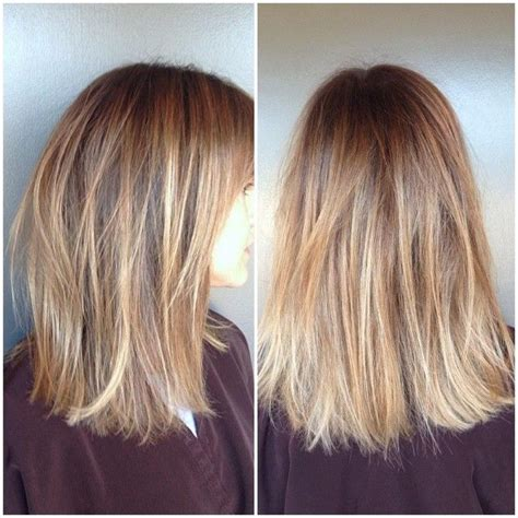 dorty blonde hair transformation from brown hair top 25 best hair transformation ideas on pinterest long