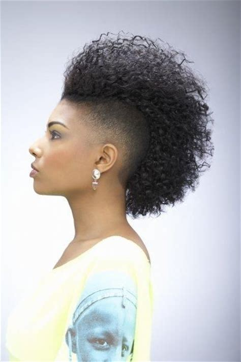 african woman mohawk meaning 102 best images about cool afro hair styles on pinterest