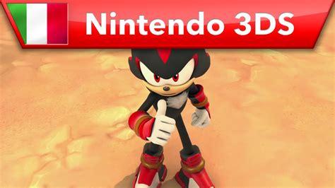 Kaset 3ds Sonic Boom sonic boom frammenti di cristallo pax trailer nintendo 3ds