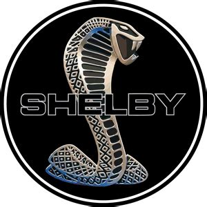 logo ford mustang shelby shelby logo vectors free