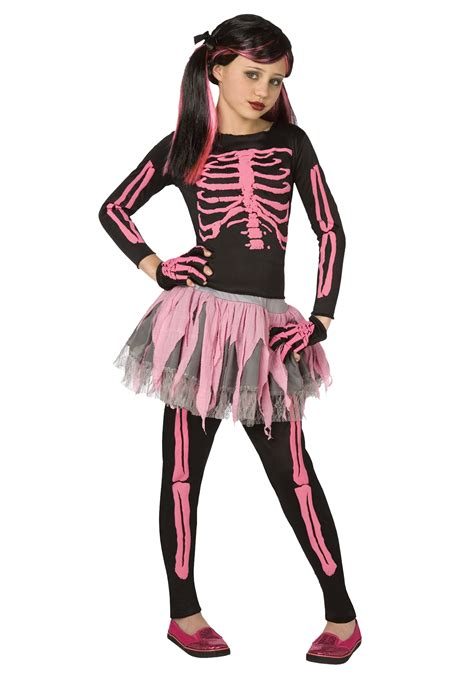 skeleton costume pink skeleton costume