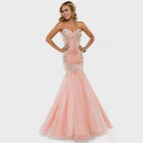 cheap light pink dresses light pink mermaid prom dresses naf dresses