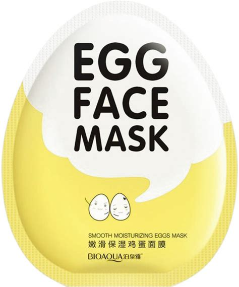 New Bioaqua Sheet Mask bioaqua egg sheet mask shop 8 99 zł