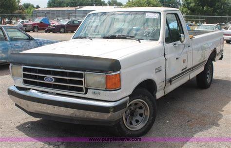 1990 ford f150 xlt lariat value