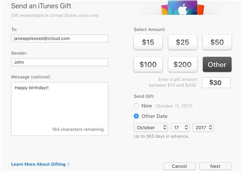 Send Apple Gift Card Through Email - send apple gift card through email infocard co