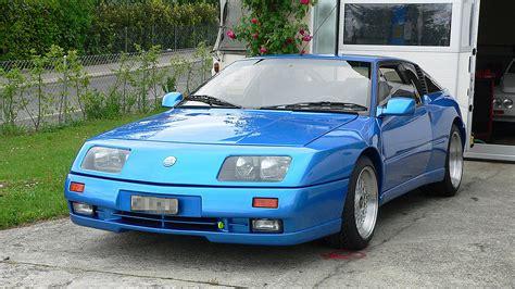 alpine a610 renault alpine gta a610 википедия