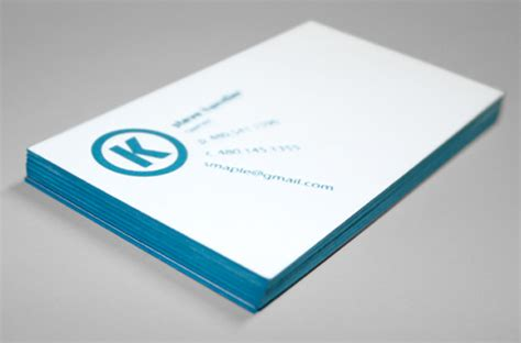Edge Printing Business Cards Images Card Design And Card Template Edge Business Card Template