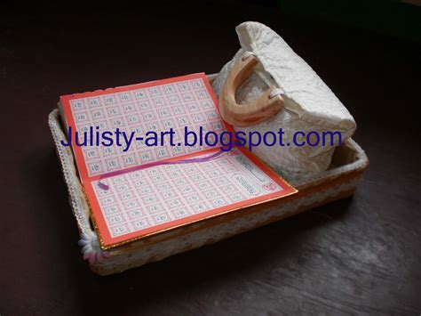 Box Persegi Hantaran julisty home s craft
