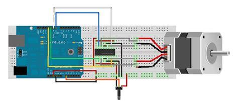 Arduino Mega Sensor Shield V20 motori passo passo bipolari con arduino controlla la