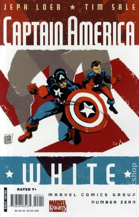 captain america white captain america white 2008 comic books