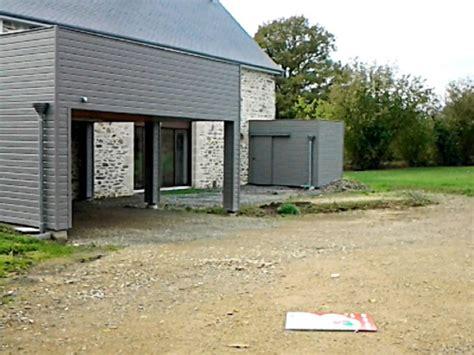 Aménagement Extérieur Devant Maison 1369 by Amenagement Terrain Devant Maison Idee