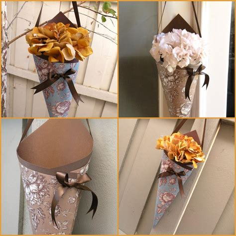 paper cones for wedding flowers vibrant sculpted papers by orange and blossom real wedding