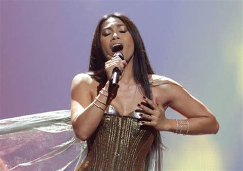 anggun yang hilang anggun eurovision 2013 images
