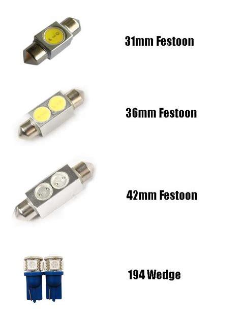 Types Of Led Light Bulbs Led Car Bulbs For Your Interior 12v
