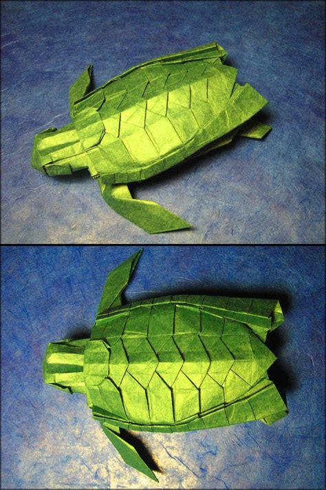 Origami Sea Turtle - origami sea turtle driverlayer search engine
