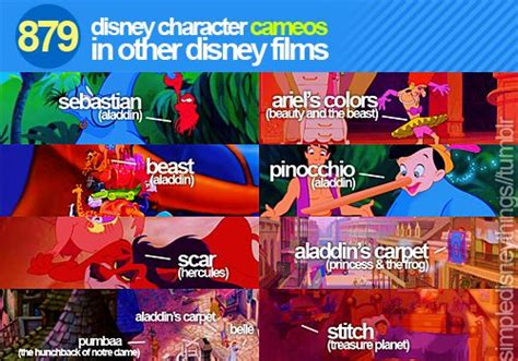 s day cameos disney disney characters and on