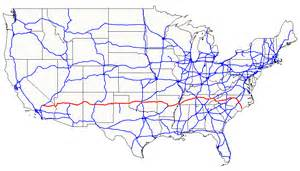interstate map file interstate40 map 1050 png