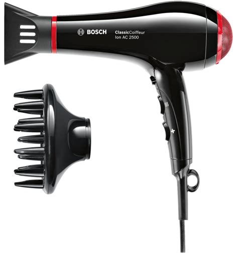 Hair Dryer Watt Kecil bosch professional ionic hair dryer classiccoiffeur 2500 watt turbo phd7962gb ebay