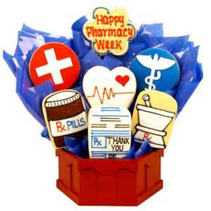 Wedding Program Sizes National Pharmacy Week Gift Pharmacist Gifts Cookies By Design