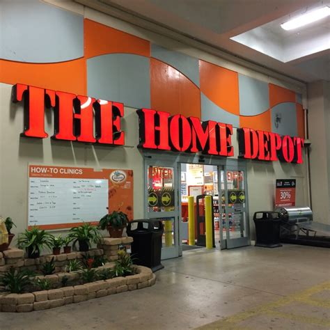 home depot plaza sol