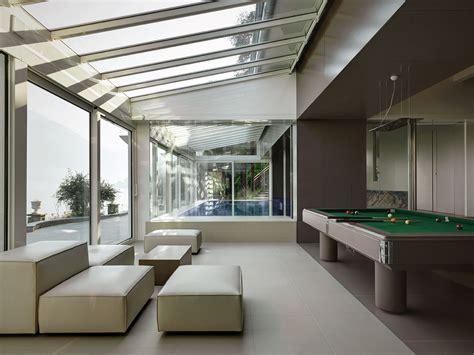 costruire tavolo biliardo una villa con la zona ospiti in mansarda mansarda it