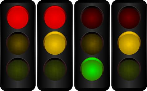 Traffic Light by Vector Traffic Lights By Pomprint On Deviantart