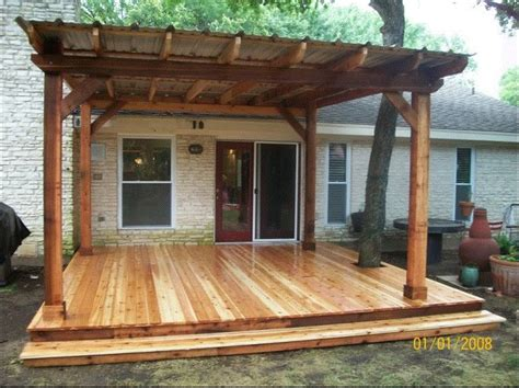 backyard wood patio best 20 covered decks ideas on pinterest deck covered