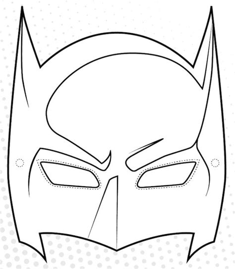 the mother load of superhero printables masks