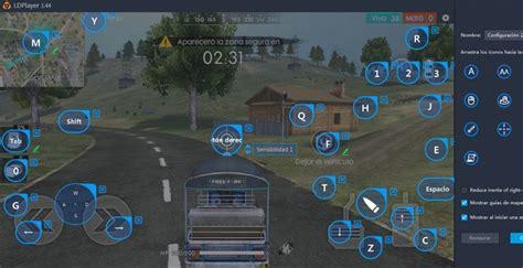 aprende como jugar  fire  pc   emulador de