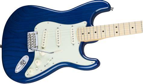 light blue fender electric guitar fender deluxe stratocaster 174 maple fingerboard sapphire