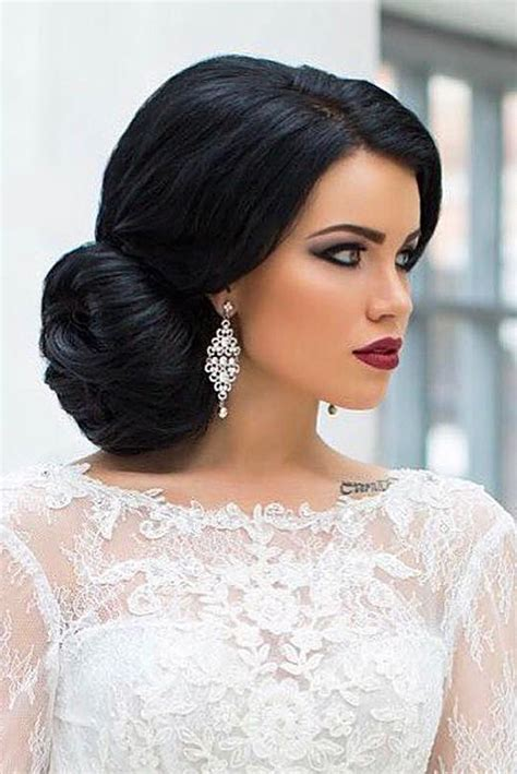 Wedding Hairstyles Side Parting by 25 Classic And Beautiful Vintage Wedding Hairstyles