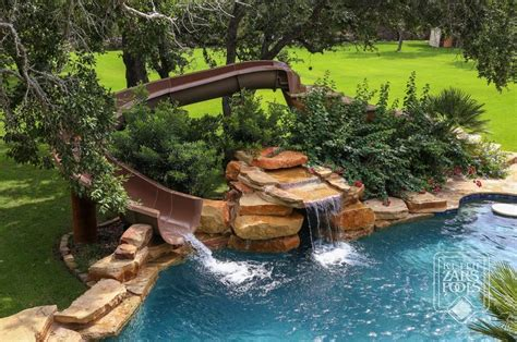 amazing backyard pools best 25 pool waterfall ideas on grotto pool